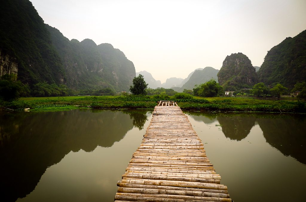 Not our last time in Ninh Binh