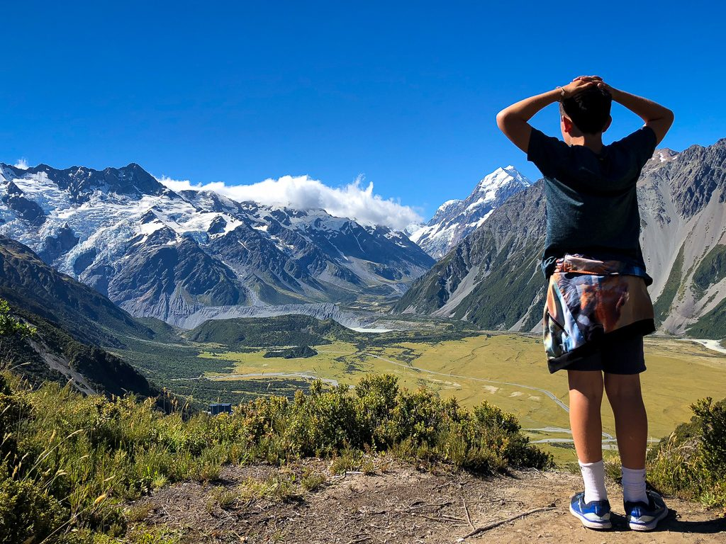 Cruising to Cromwell, and Climbing in Mount Cook | The