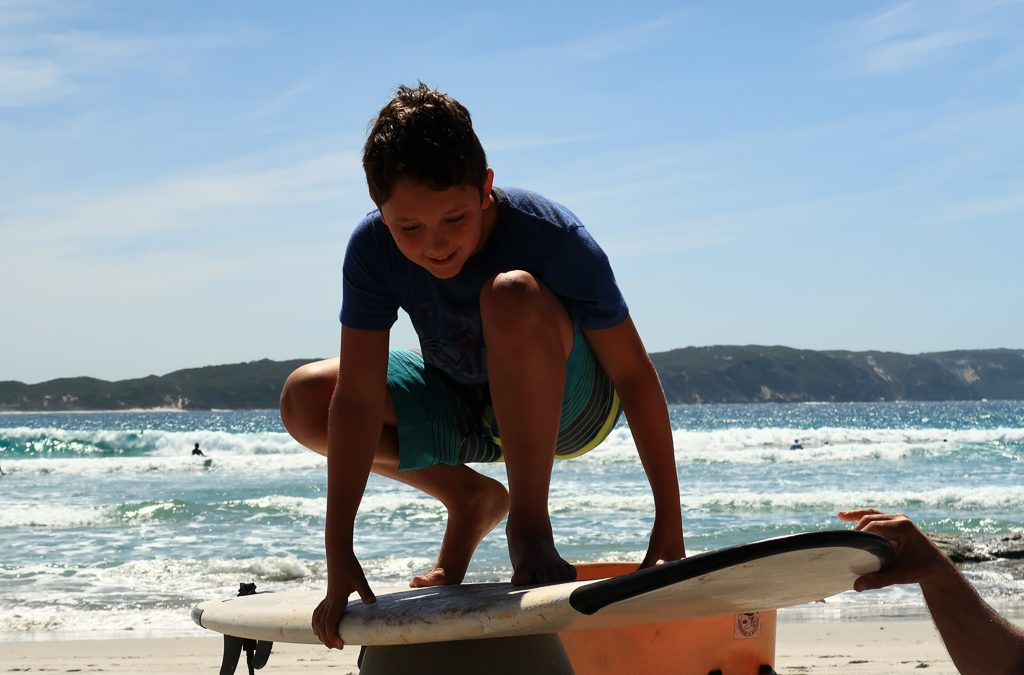 Mastering surfing is about mastering science