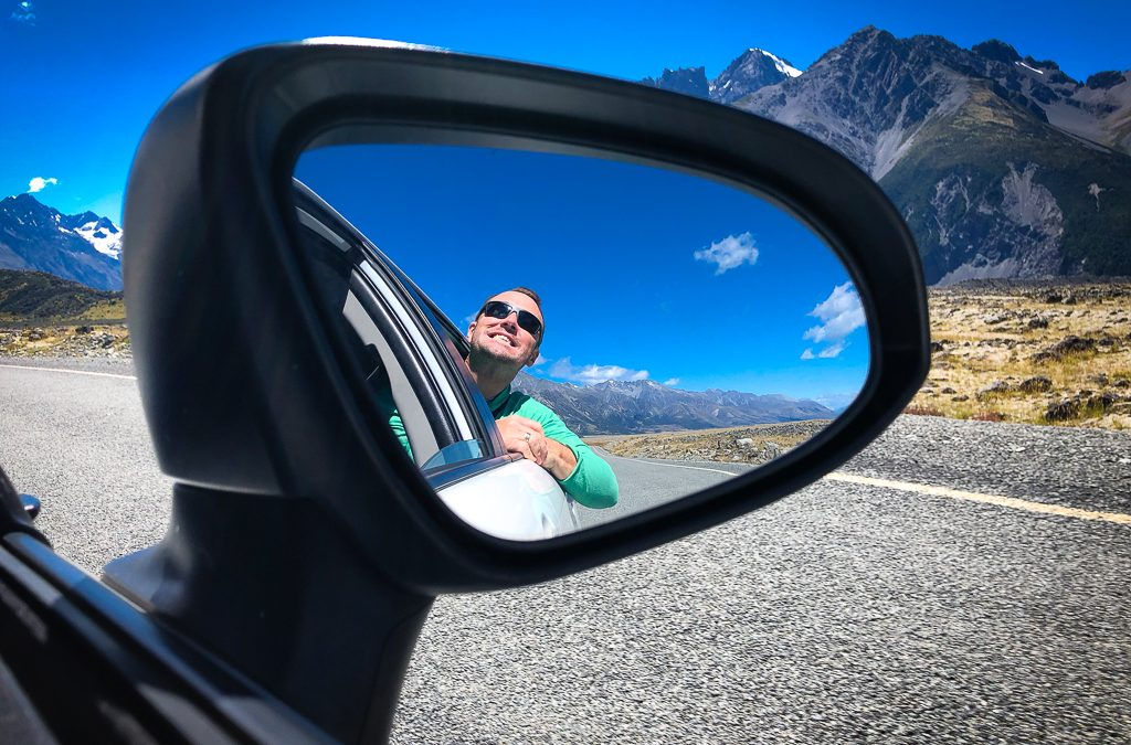 Cruising to Cromwell, and Climbing in Mount Cook